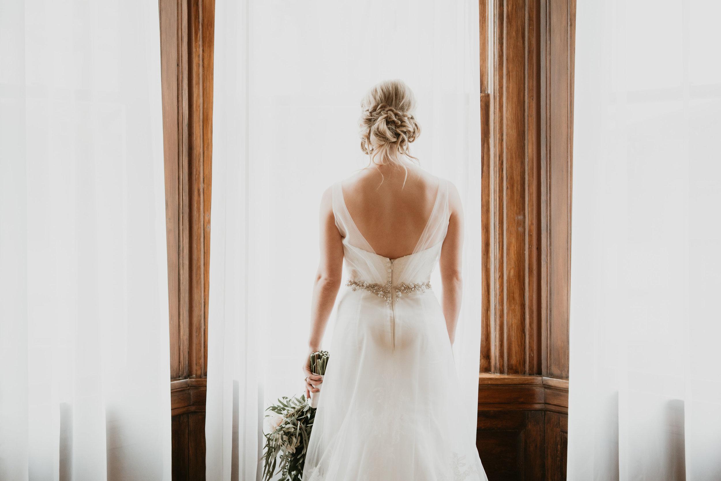 Bloom & Design Bridal Bouquet