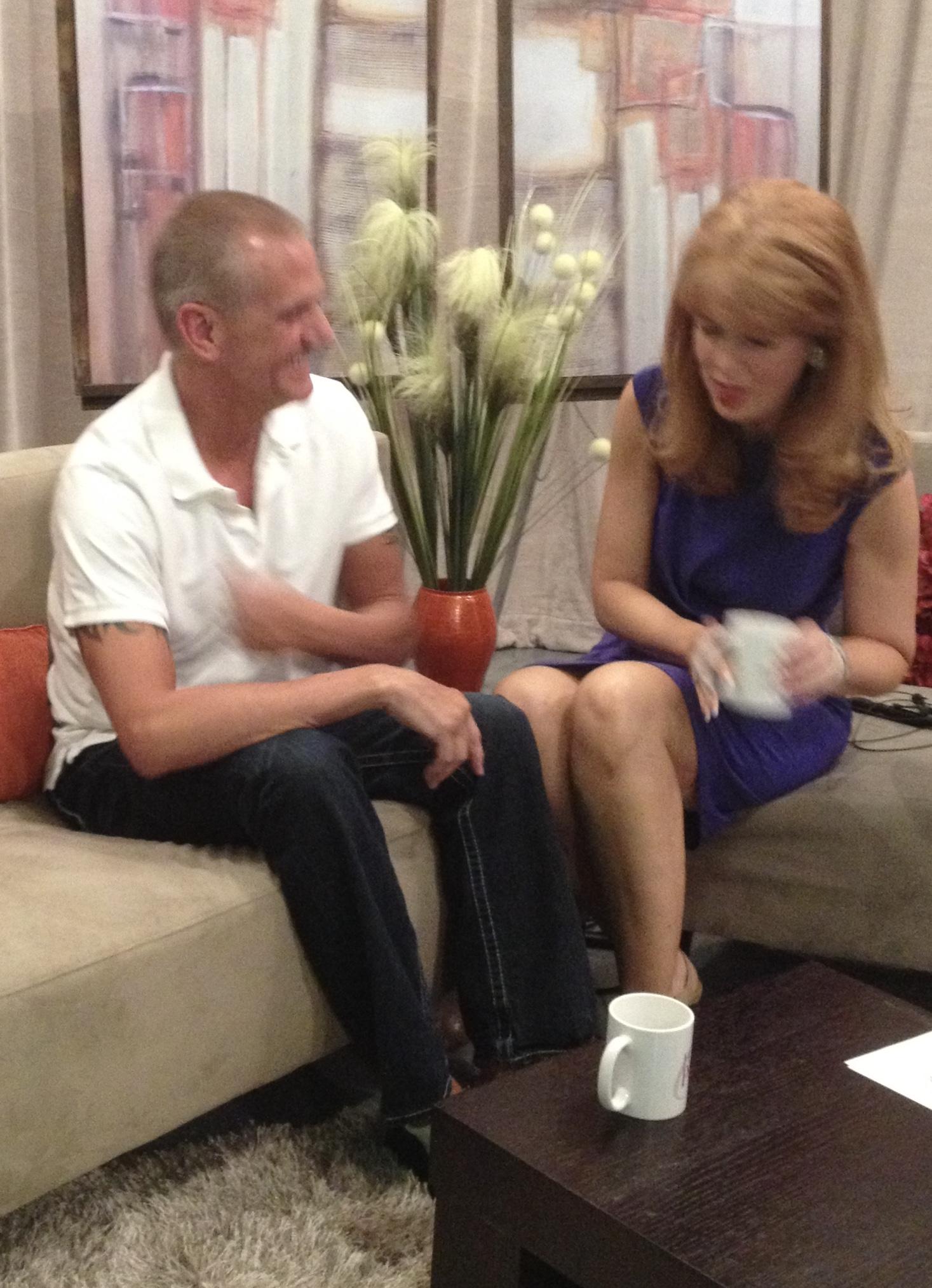 Interviewing Dann  - Dann Bosselman, Owner Farmhouse Cafe
