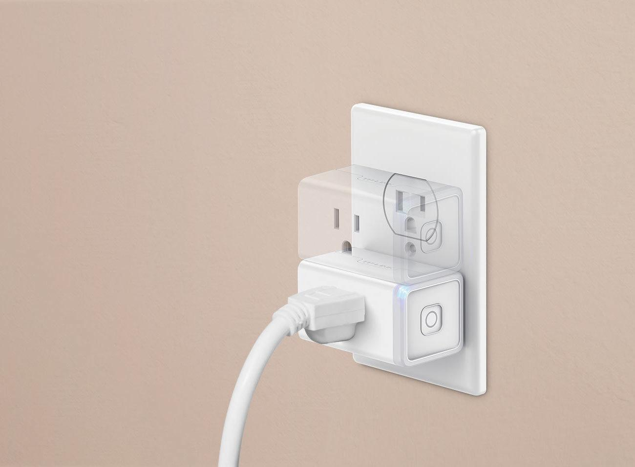 TP-Link Smart Plug Mini — Frillstash