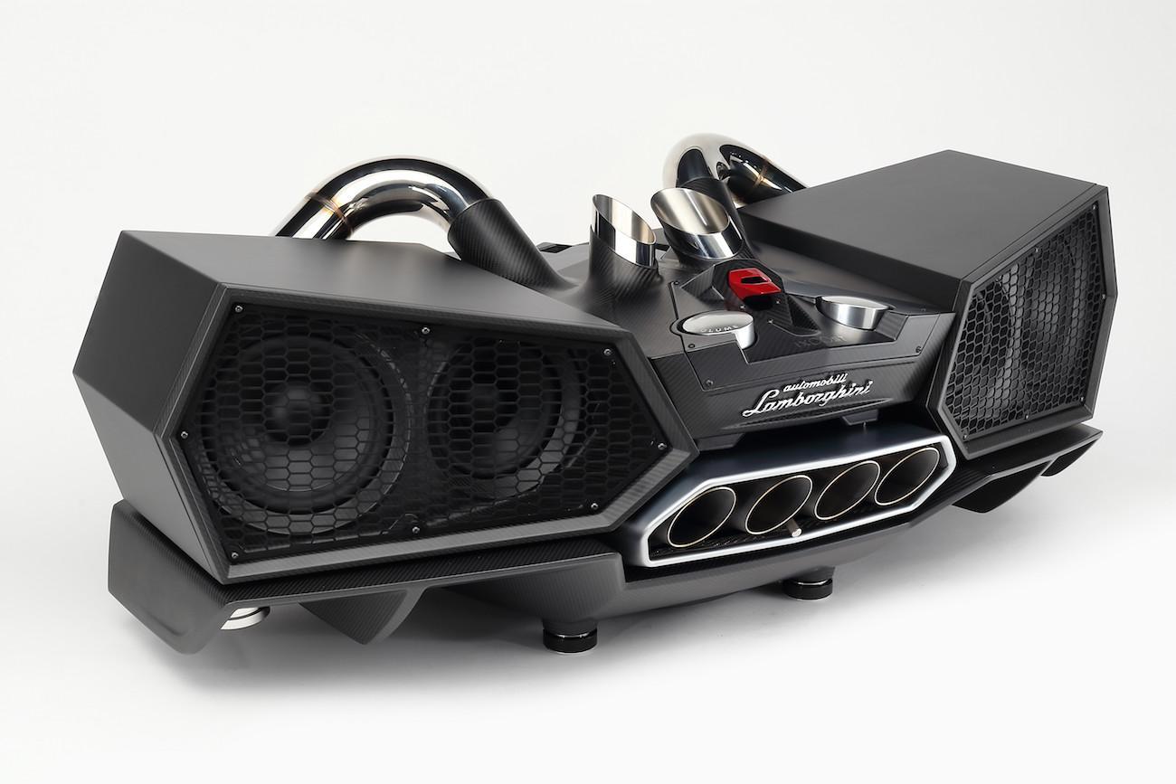 Esavox Carbon Fibre Lamborghini $ 24,200