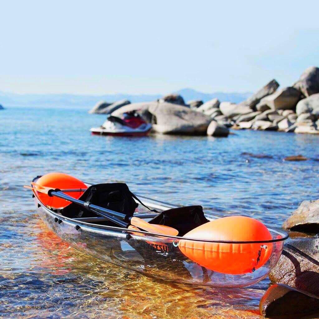 Driftsun Transparent Kayak $ 1599