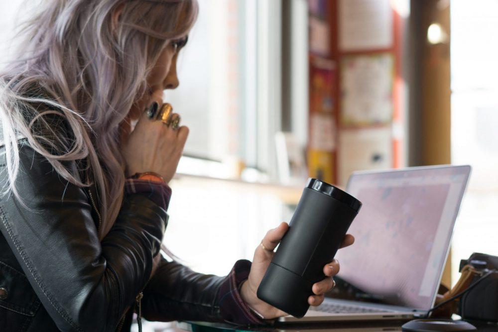 Smart Heated Mug  Pre-Order
