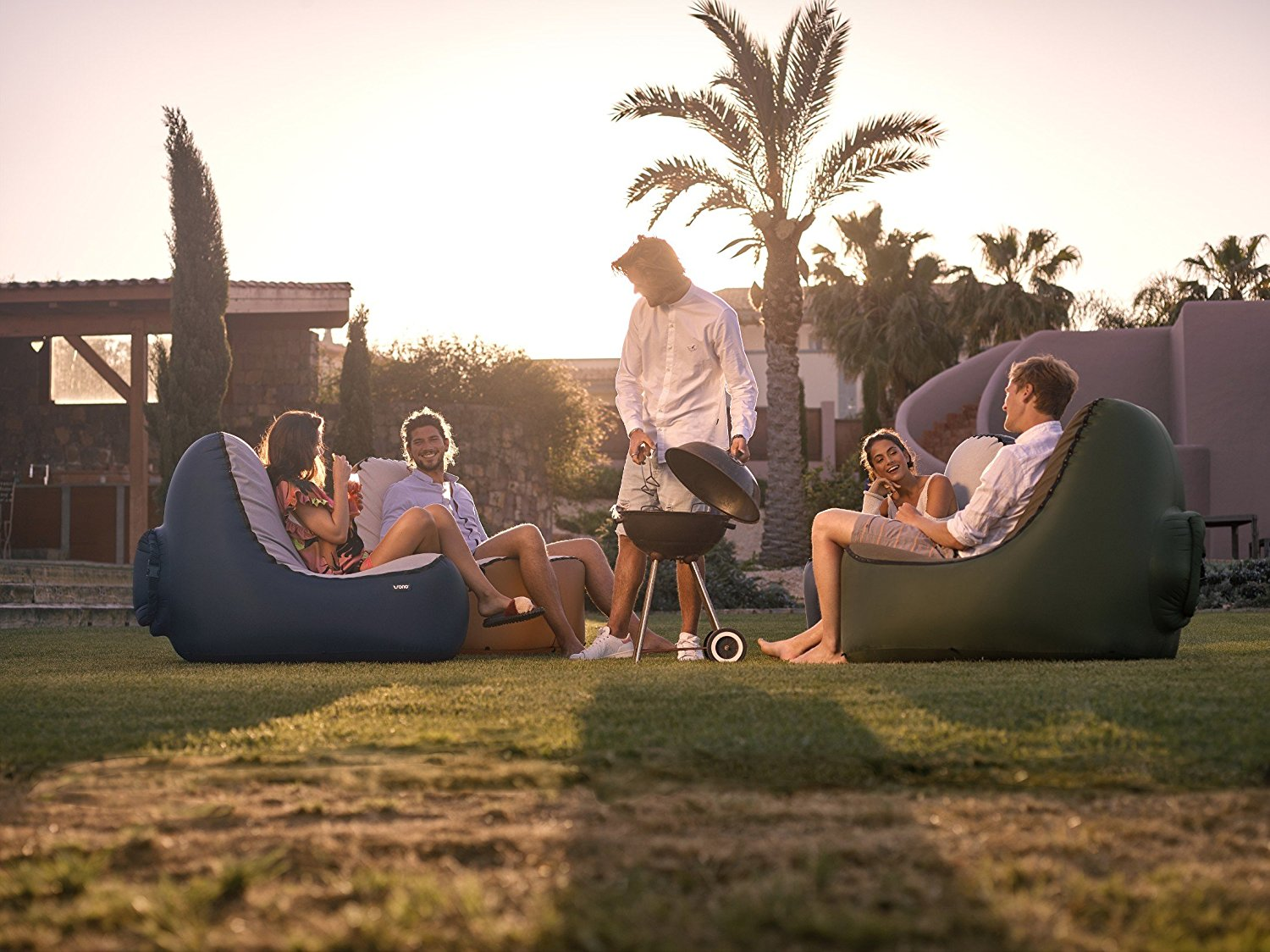 Trono Inflatable Chair $ 79