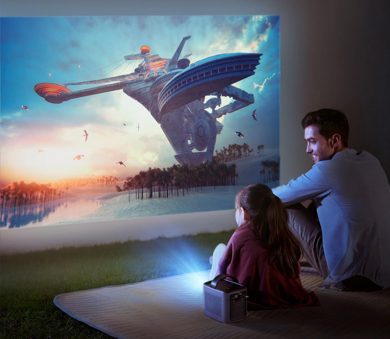 Nebula Mars Portable Cinema   Bring your ultra-portable projector wherever you go.