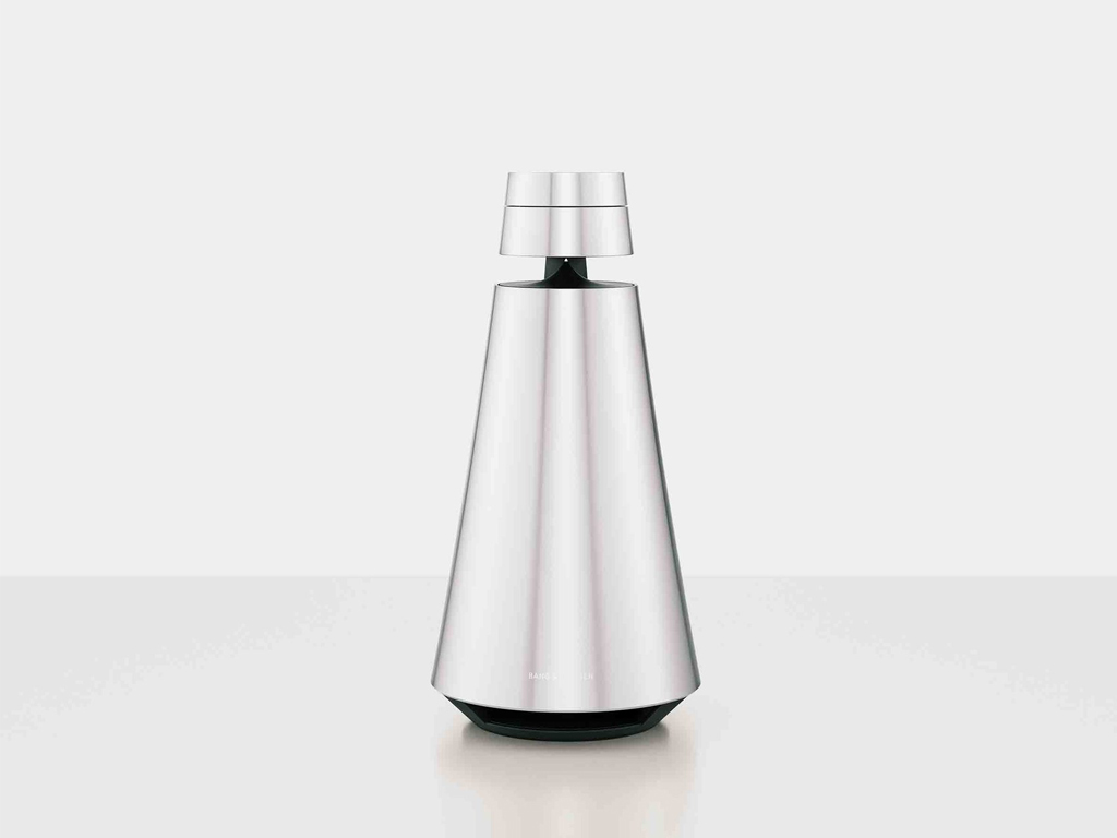 Beosound 2 - The conical shape luxury speakers it comes with superior sound system that gives 360 degrees sound experience.