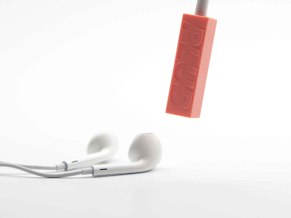 Plub - Turn every wired earphone into a wireless one introducing the Plub.
