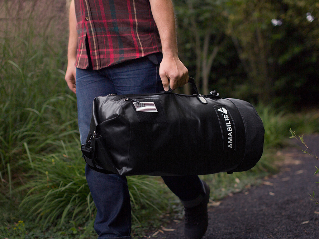 Amabilis Duffel Bag - The last duffel bag you're going to buy