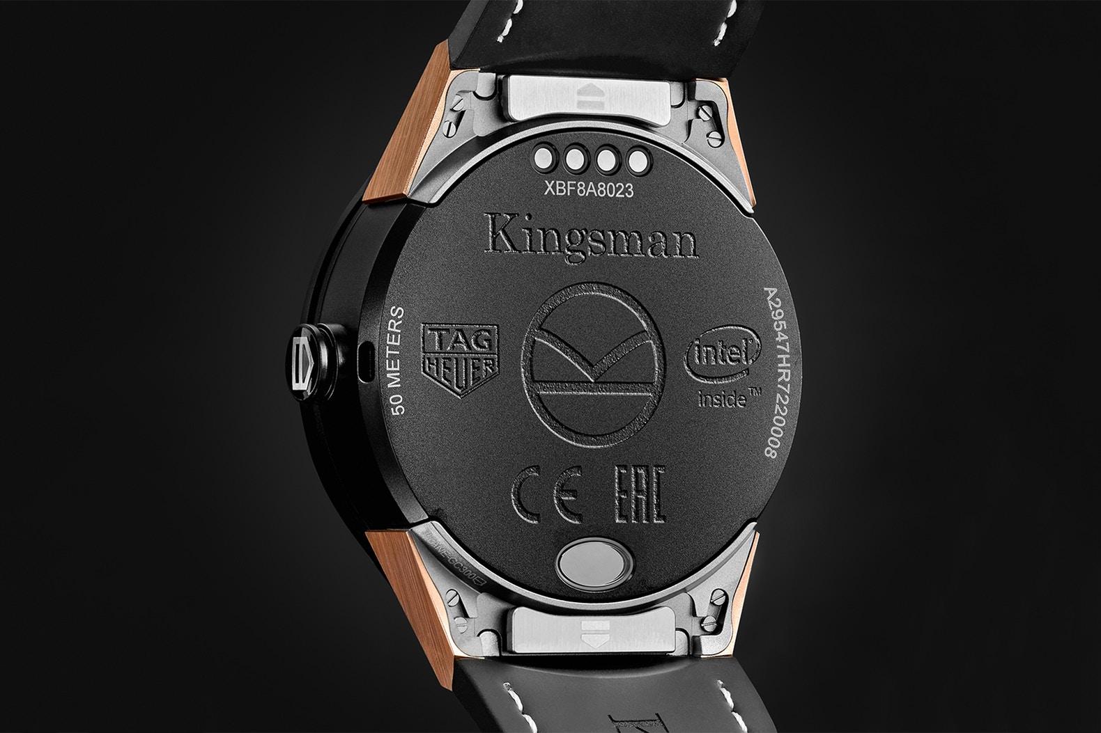 kingsman limited edition frillstash