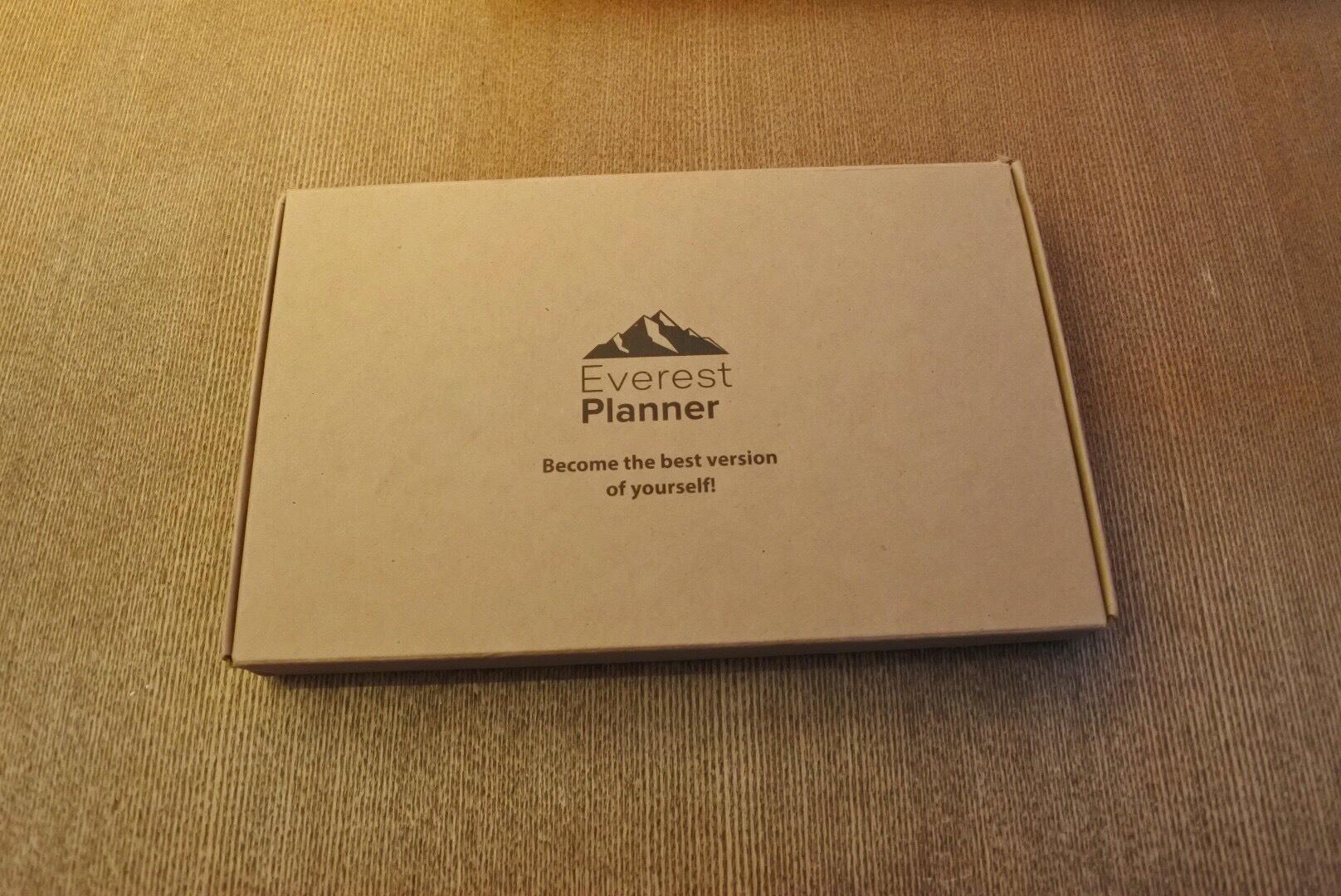 Everest Planner Frillstash