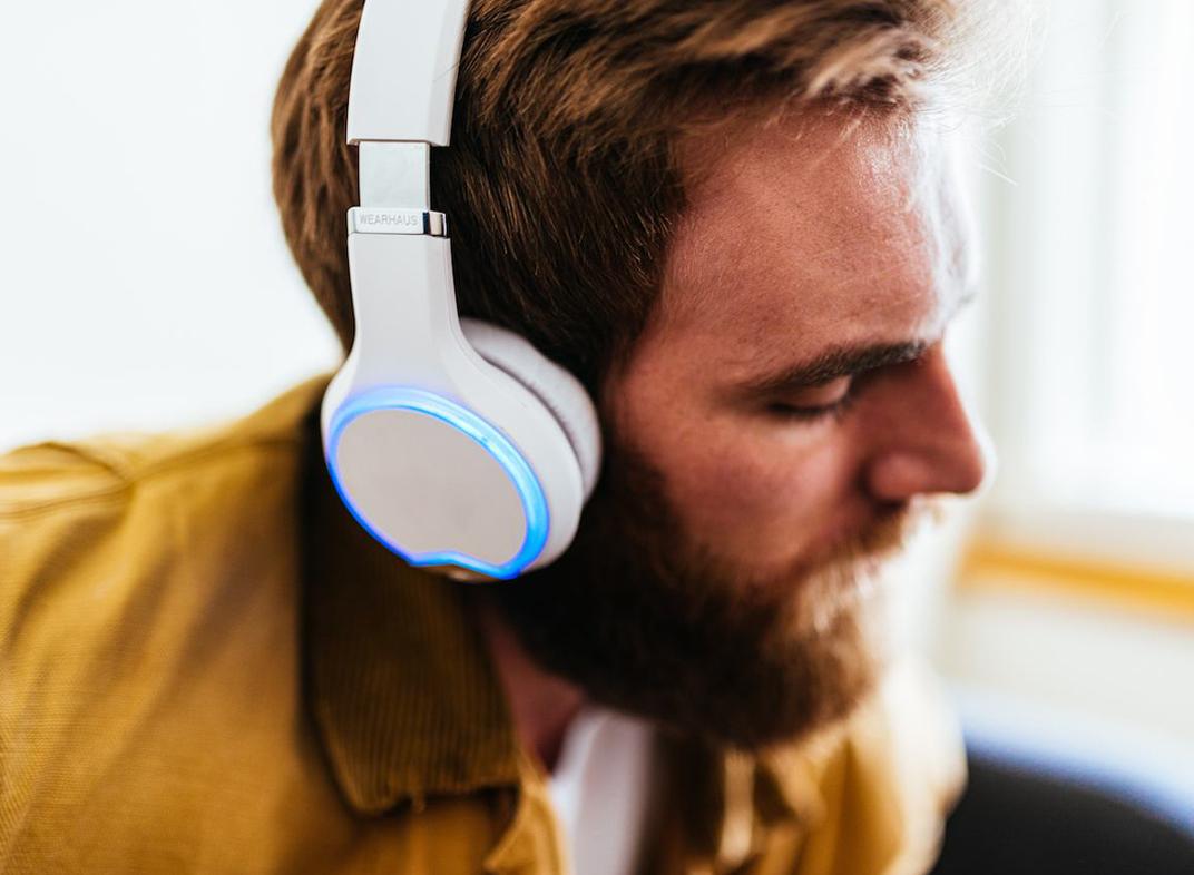 Wearhaus Arc Headphones Frillstash