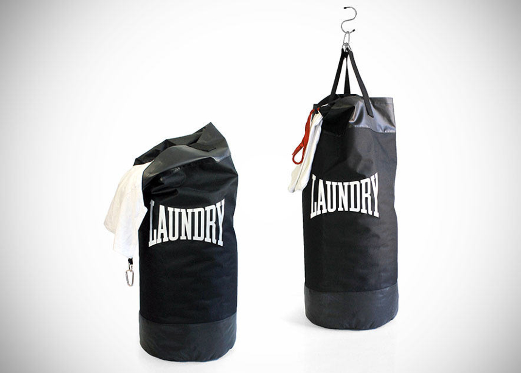 Laundry Punching Bag Frillstash
