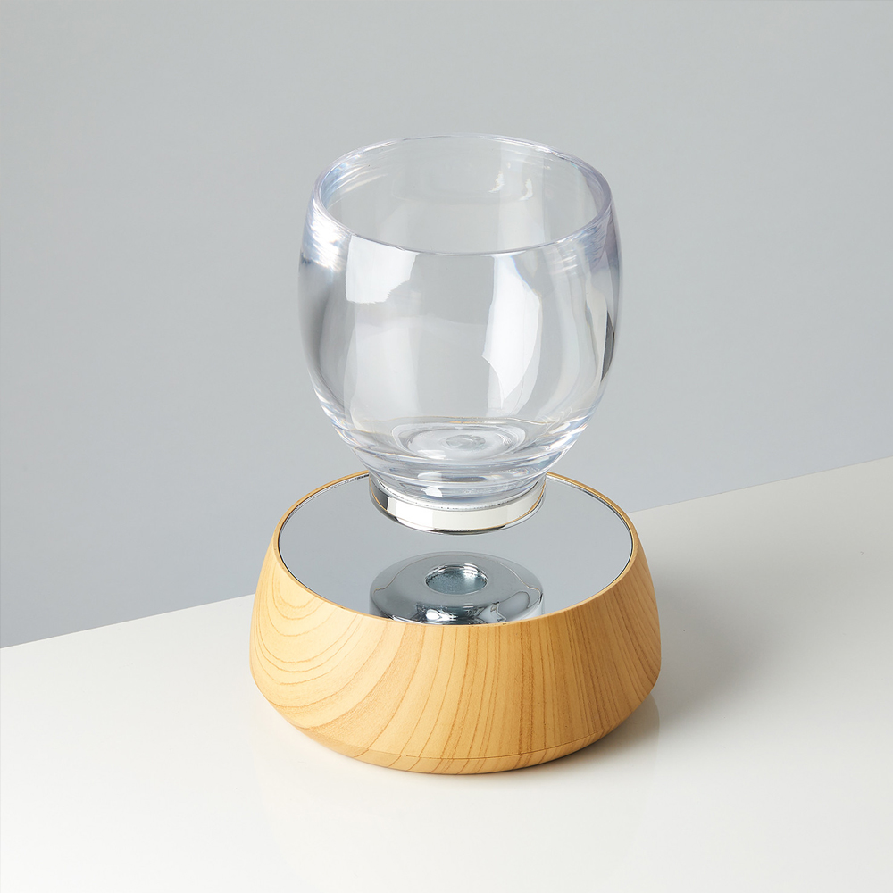 Levitation Cup - This will make your drink stand out from the rest. Just another cool way to impress your guess.