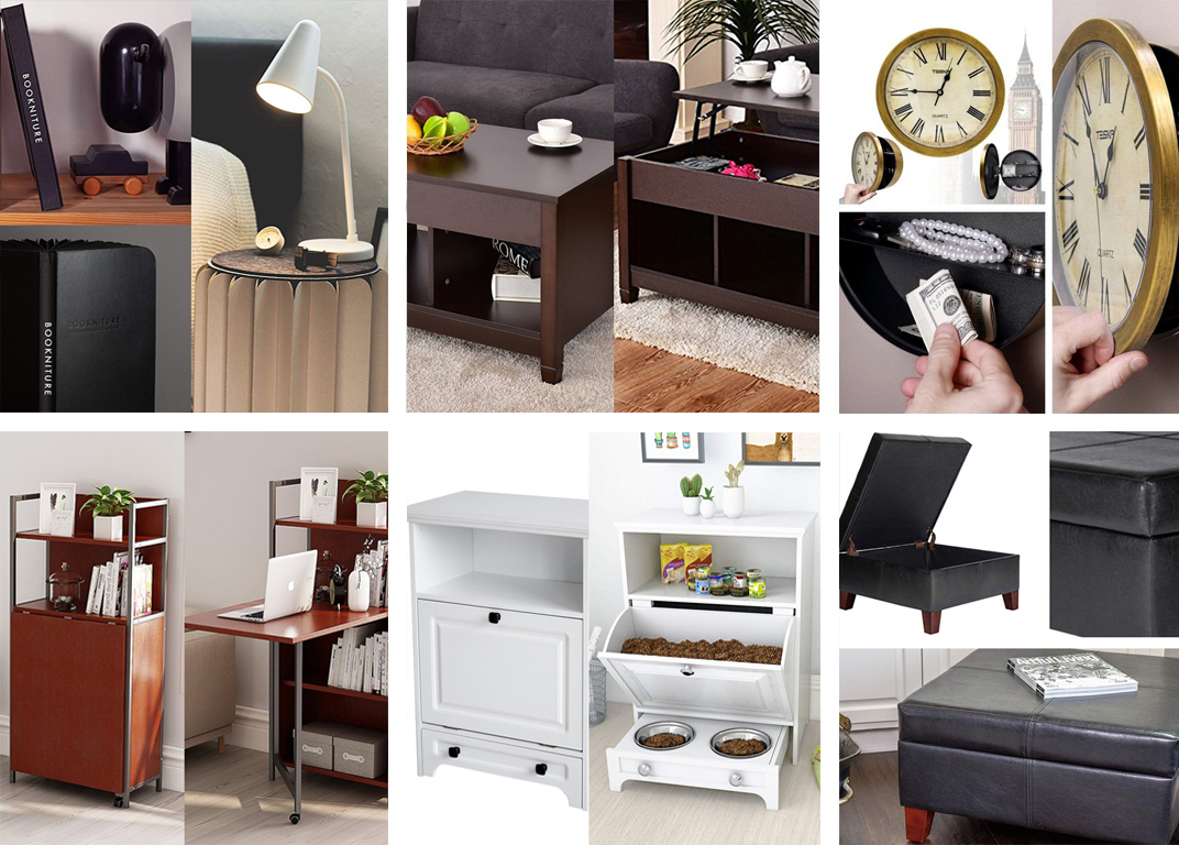 Best Dual Purpose Home Furniture   Multipurpose, eye-catching and useful furniture for your home aesthetic.