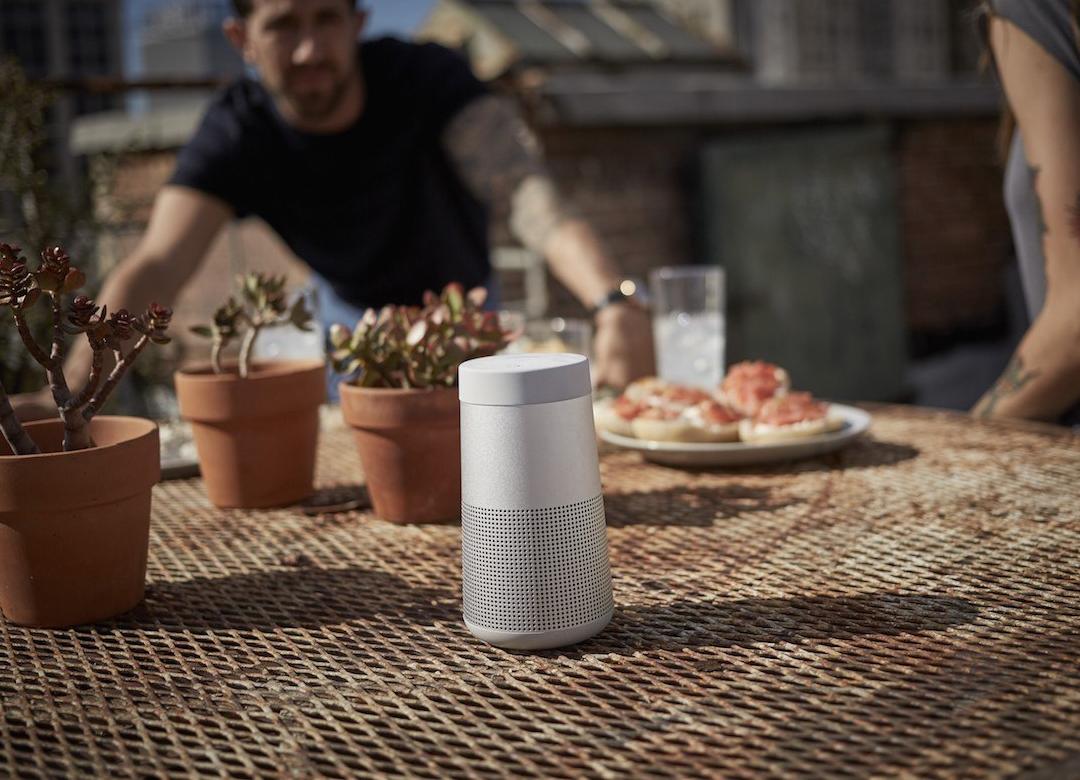 Bose SoundLink Revolve Frillstash