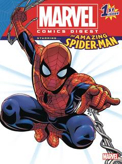 MARVEL COMICS DIGEST #1 AMAZING SPIDER-MAN -