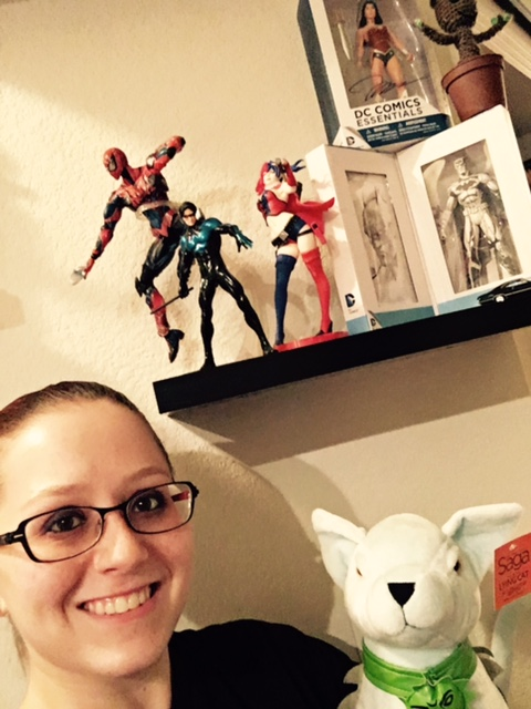 Heather's Shelfie