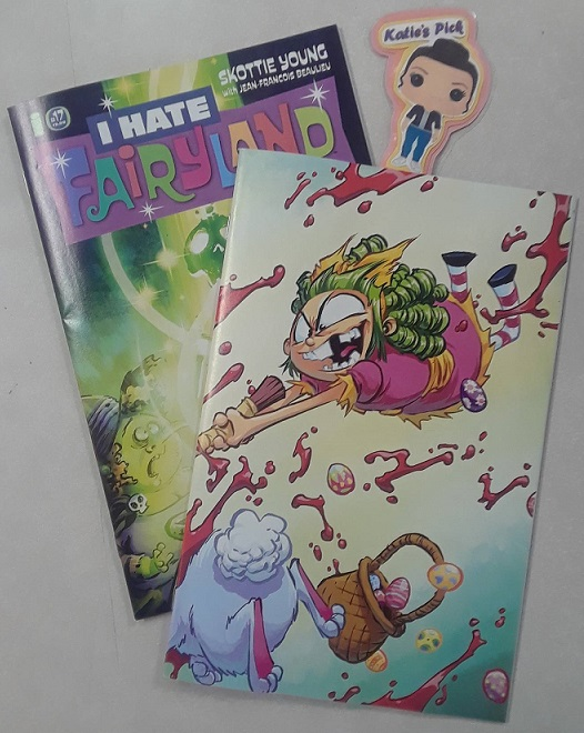 I Hate Fairyland #17 - Katie's PickWriter: Skottie YoungColorist: Jean-Francois Beaulieu