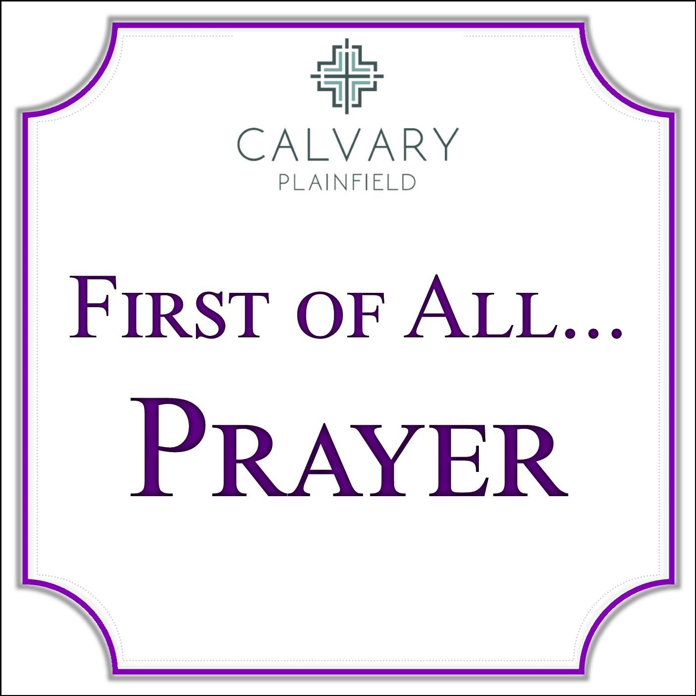 First of All - Prayer.jpg