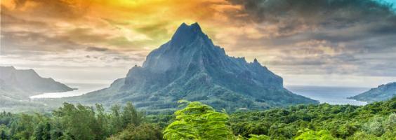 Moorea & Bora Bora Tahiti -