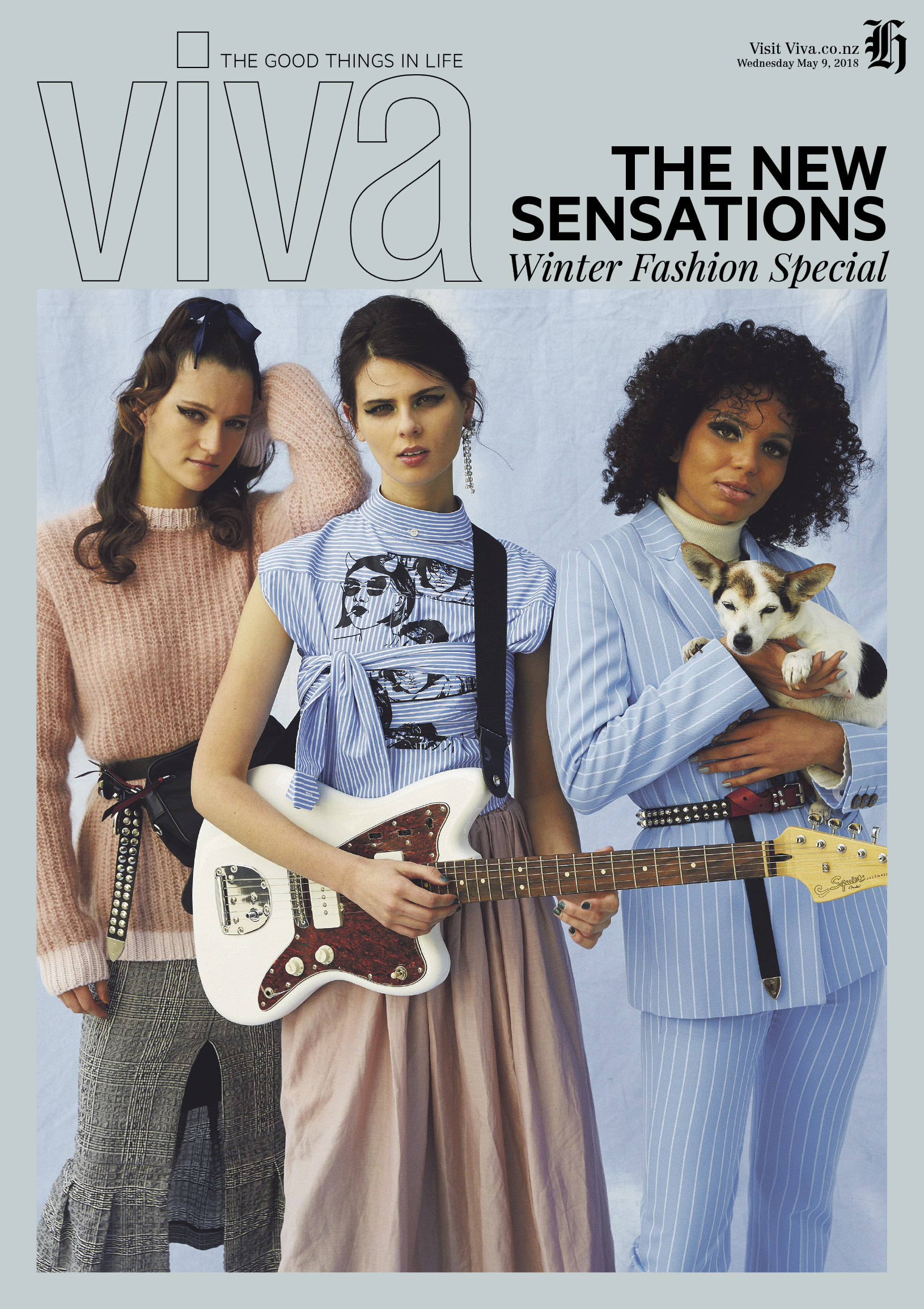 VIVA - The New Sensations