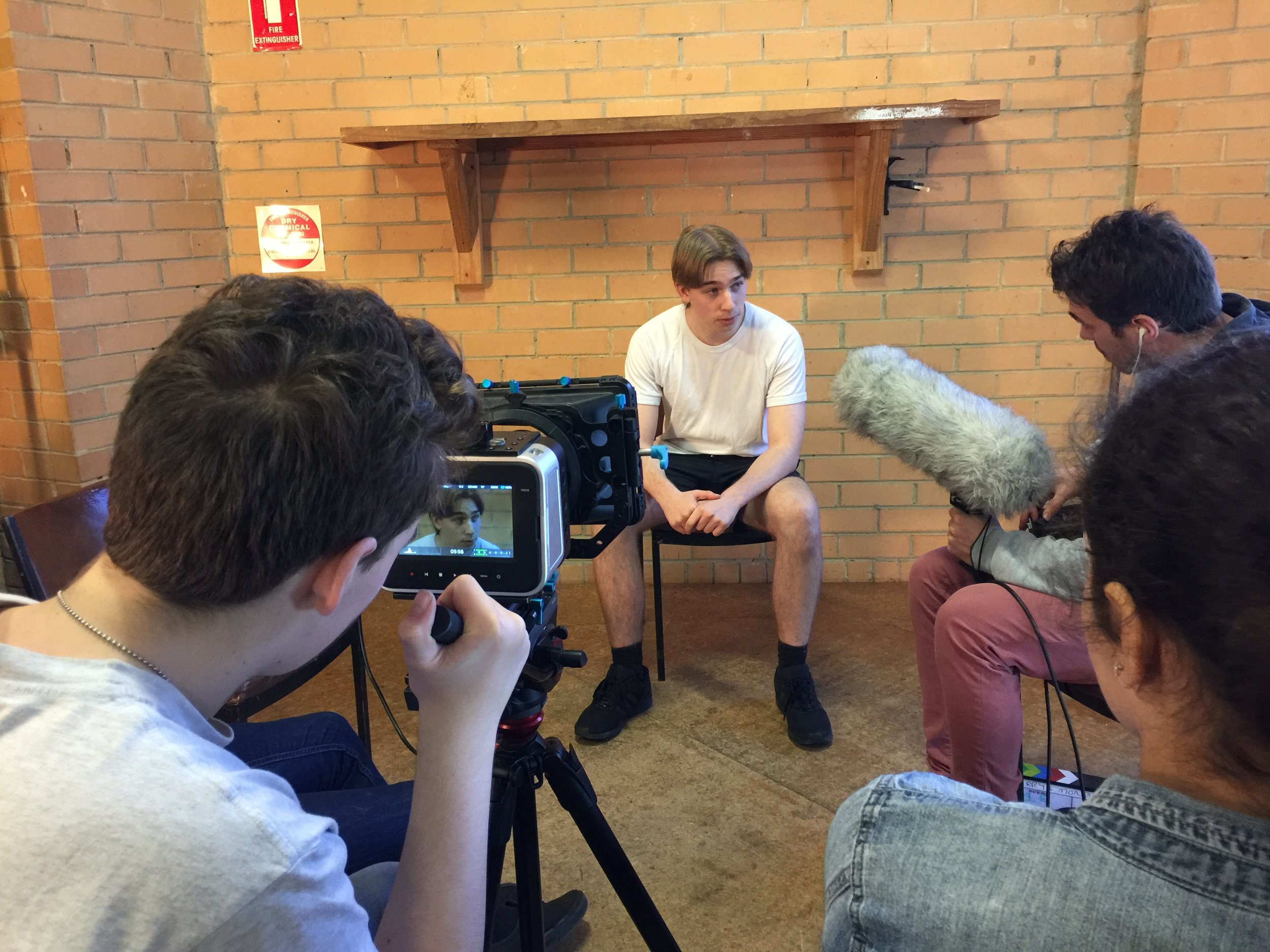 Harry Connelly: - Melbourne Teen Actors is the highlight of my week. All students and staff are incredibly welcoming and push each other to learn every lesson. After looking for an acting class that pushed me to be the most capable actor I could be I was delighted upon discovering this class. Highly recommend.