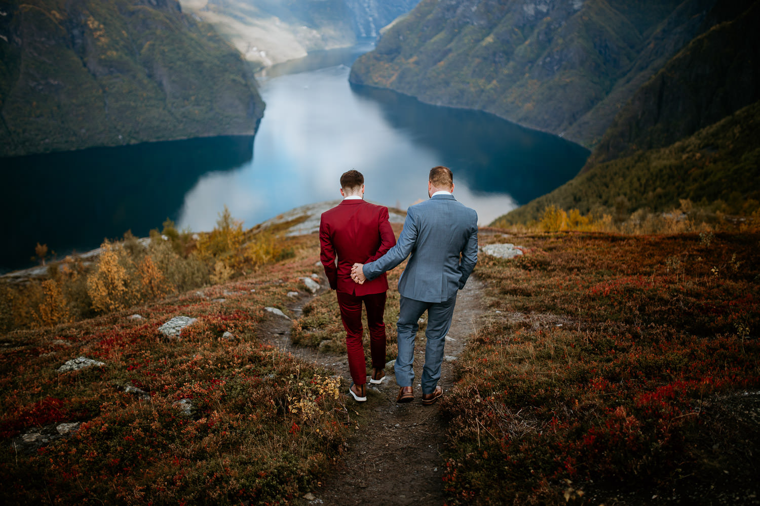 Norway Elopement