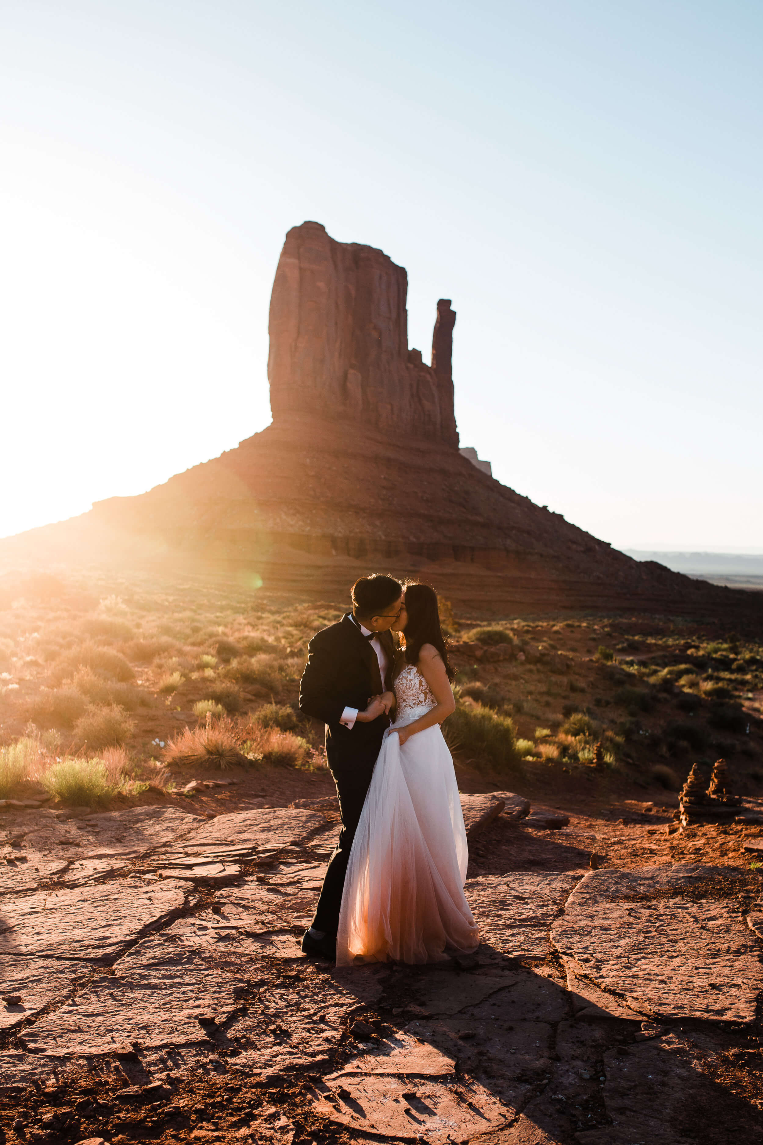 Yosemite National Park Adventurous Elopement Wedding Photographer