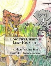 How the Cheetah Lost His Spots