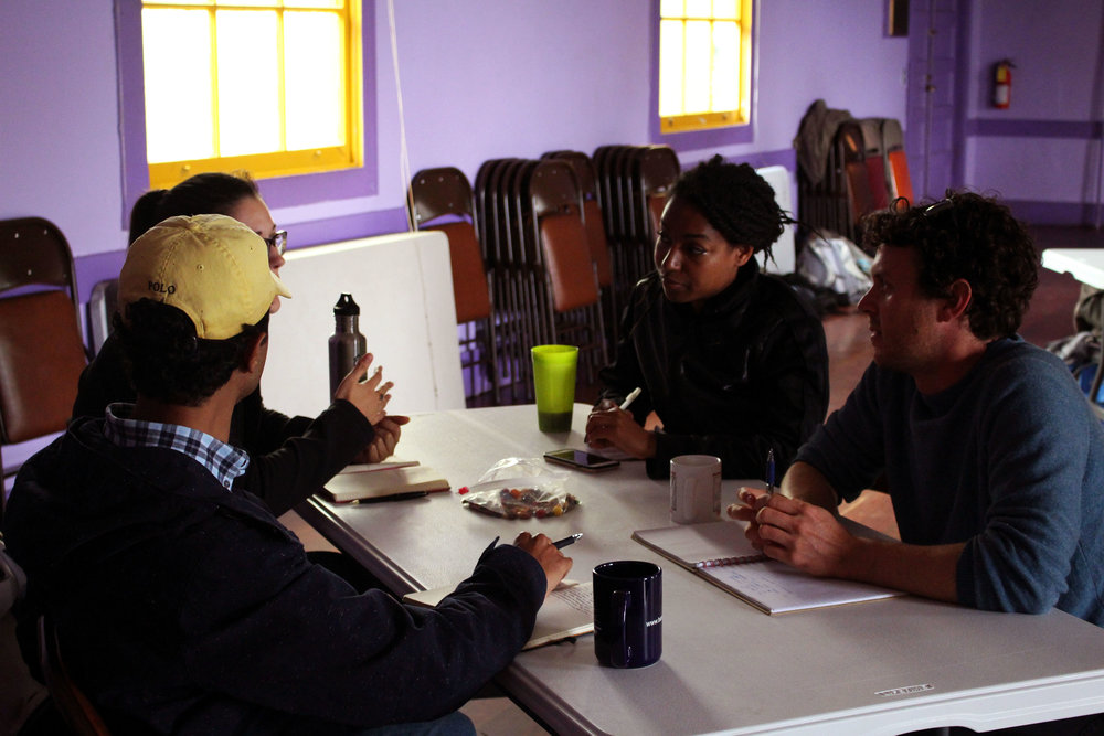 Peer-mentoring sessions