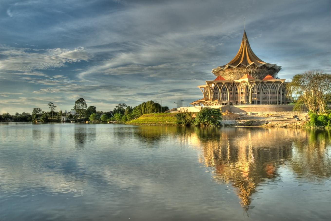 Kuching, Malaysia (photo: Wikipedia)