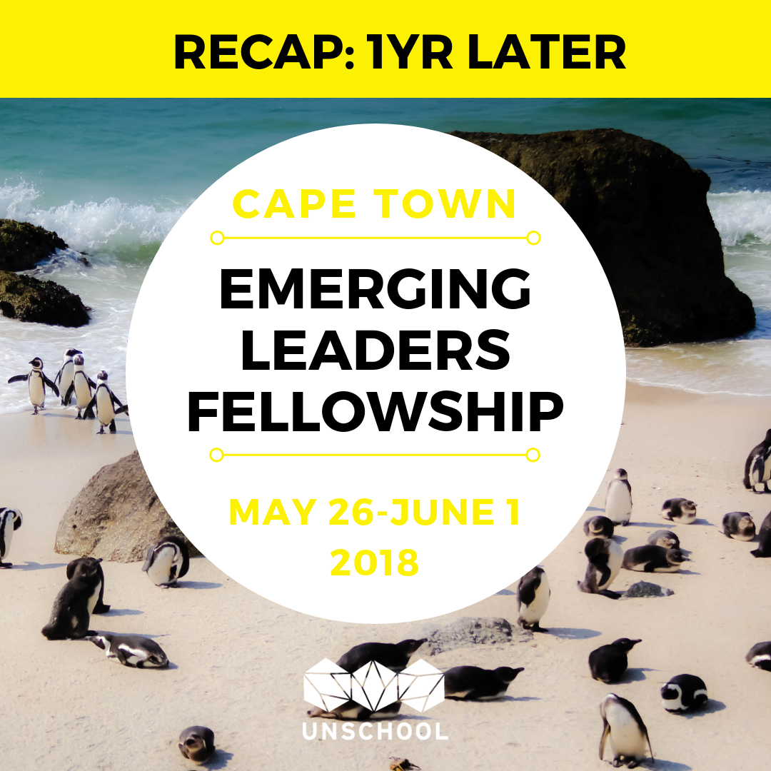 unschool cape town fellowship