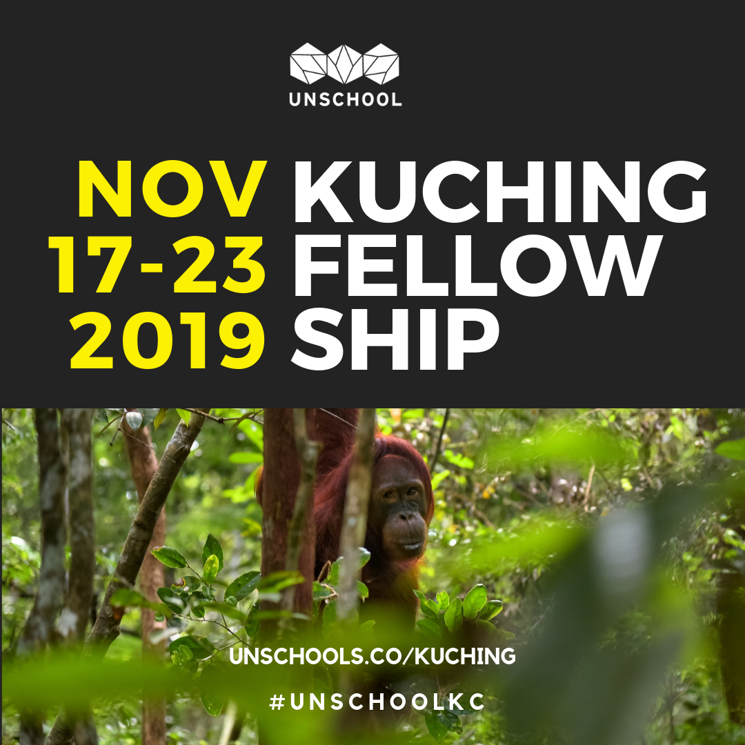 unschool kuching fellowship 2019