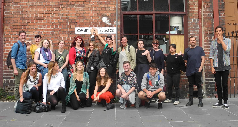 2016, Melbourne Fellowship