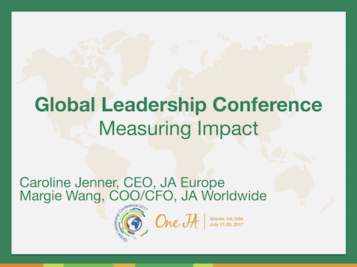 Copy of Measuring Impact Breakout