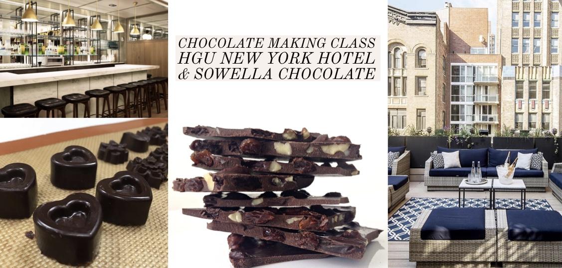 Chocolate Making Class/ Local events— Sowella Chocolate