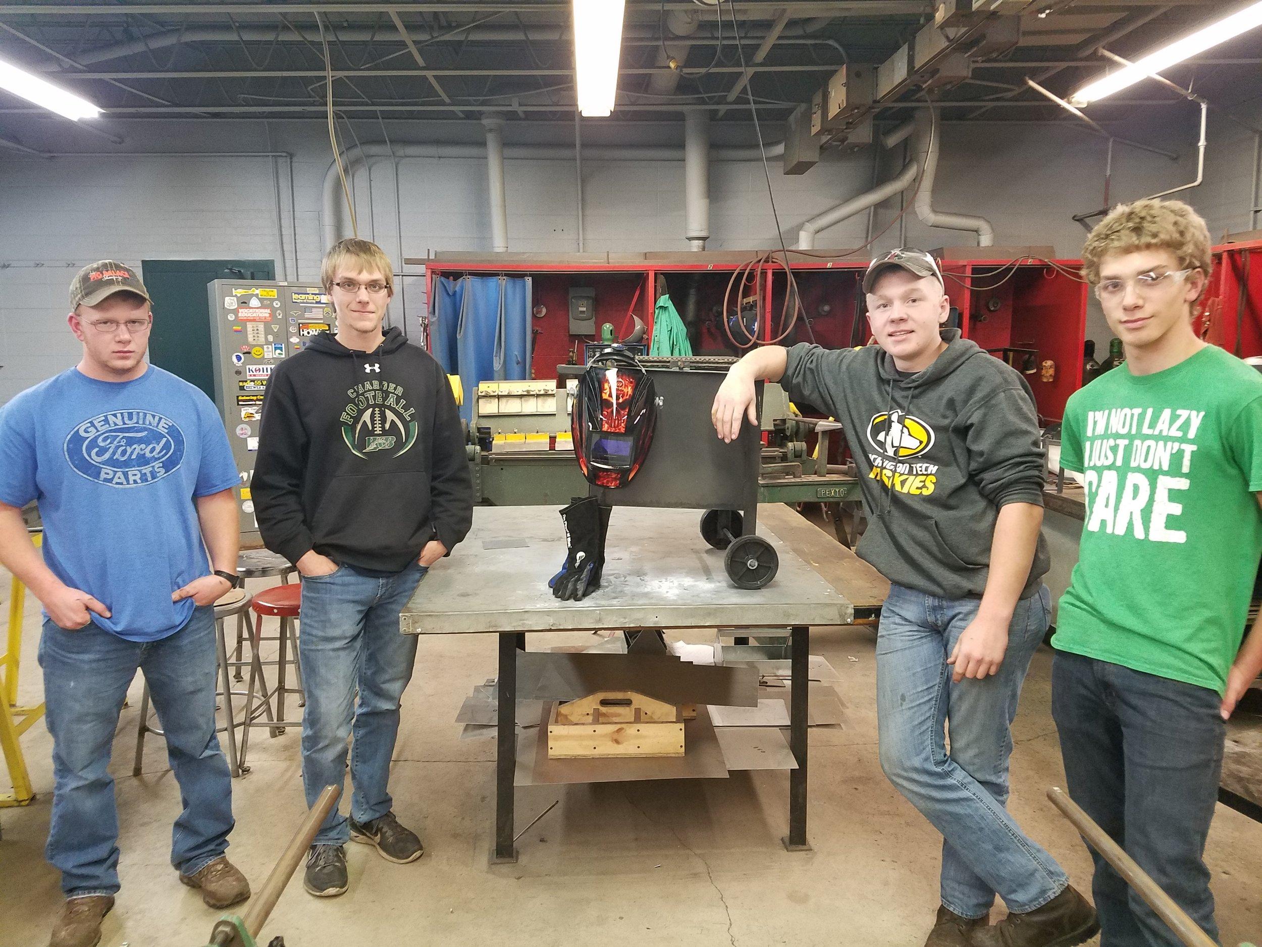 Manufacturing Crew