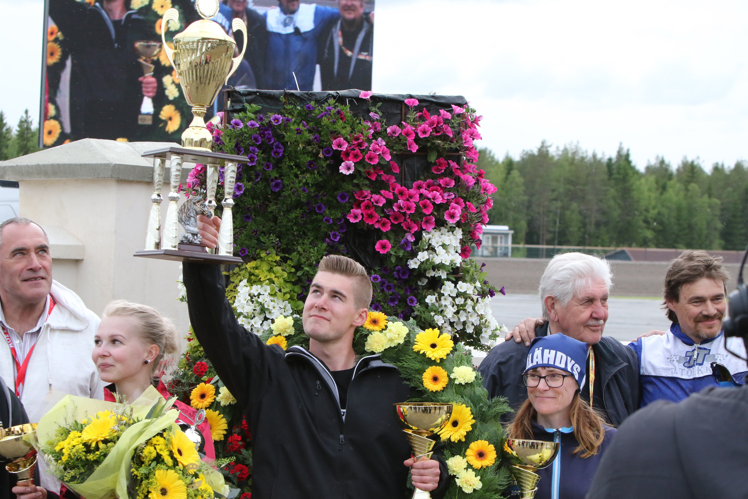 Välähdys juhli taustajoukkoineen Nordic Kingin voittoa viime vuonna, mutta kuinka käy tänä kesänä?