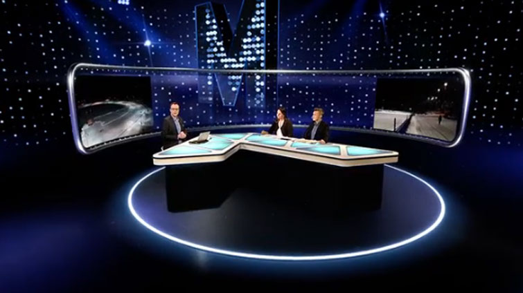 Veikkauksen TotoTV-lähetyksiä voi seurata myös netin kautta osoitteessa  veikkaus.fi