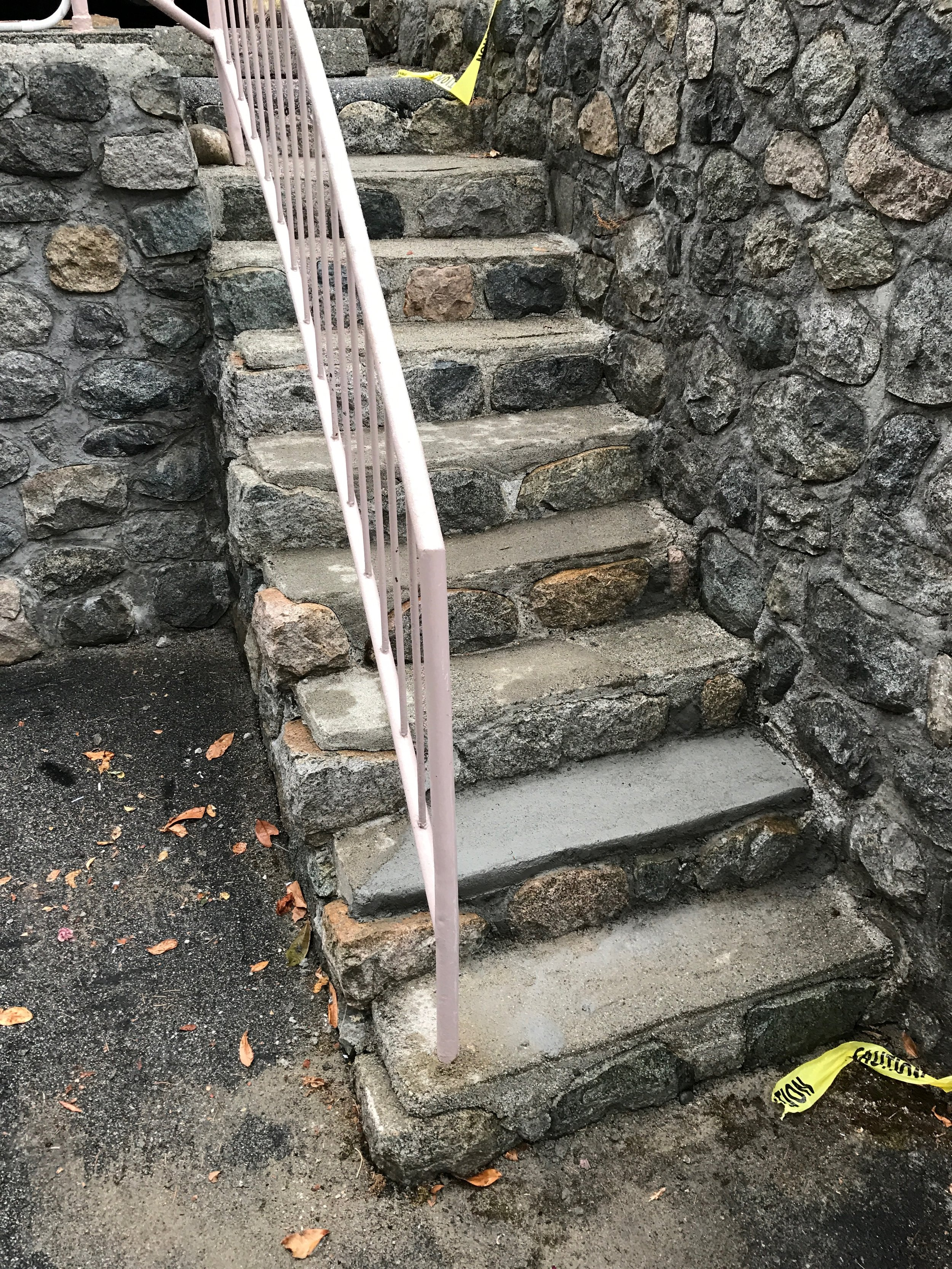 I was in need of emergency stair repair as it was a hazard to the residents. They came out the next day to fix it.