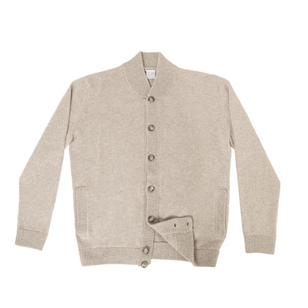 Bomber Sweater