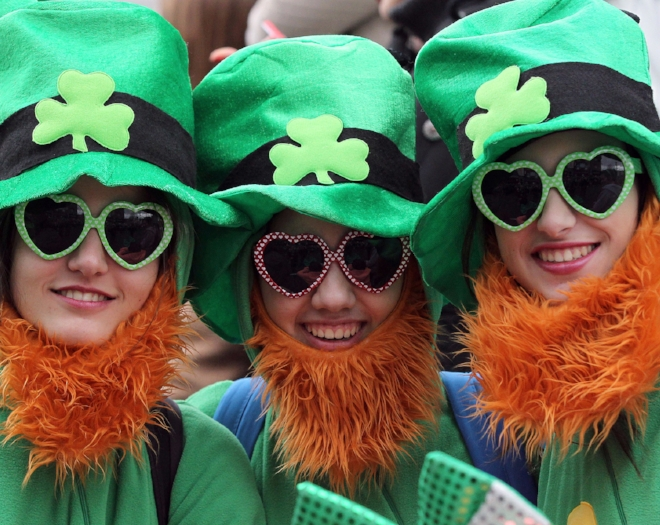 St Patrick's Day - finding the MOST POPULAR ALCOHOL brands consumed