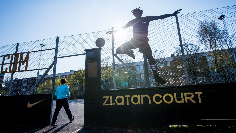 Zlatan Court and Bennets Bazaar