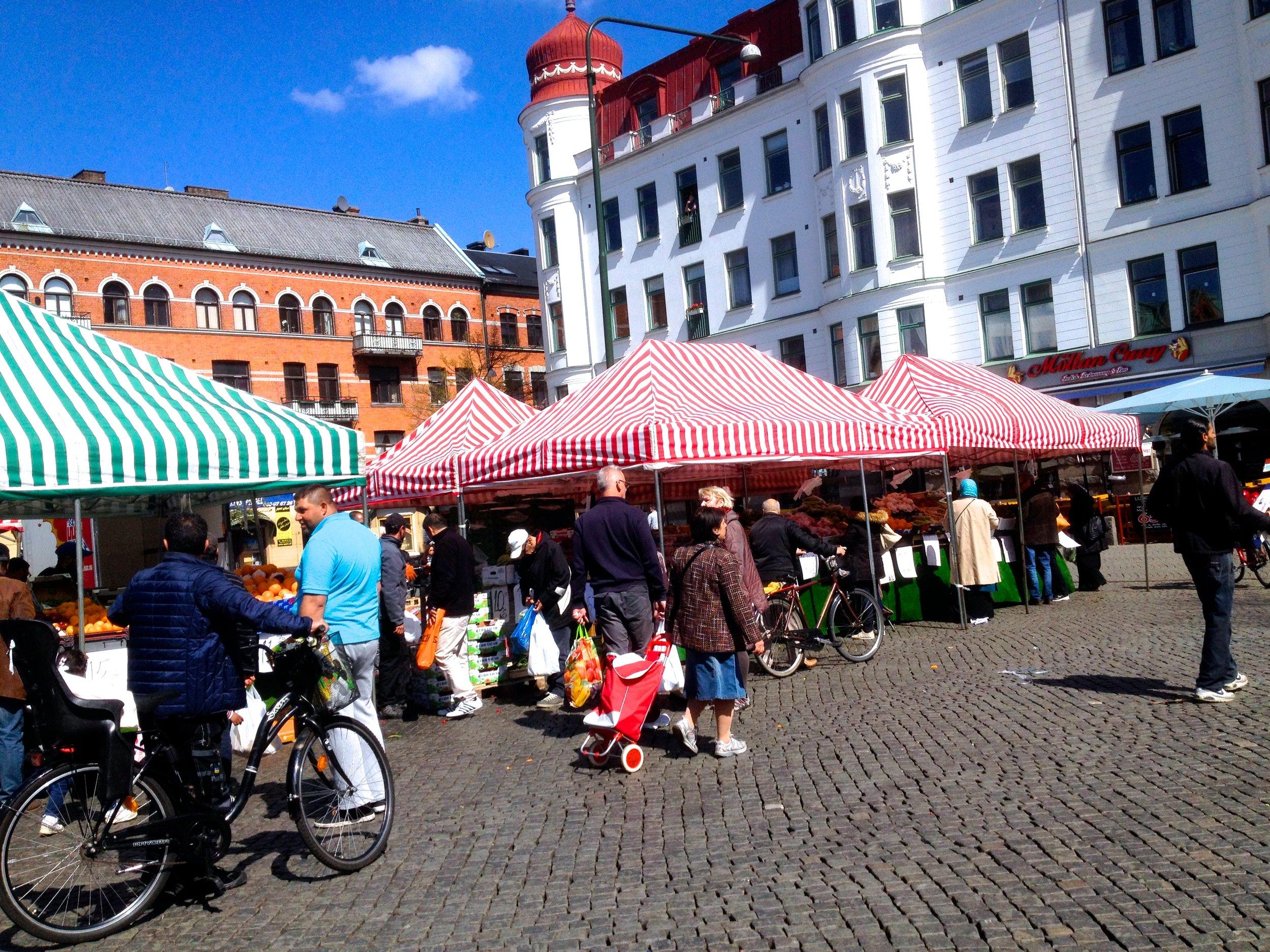 Möllevångs Square