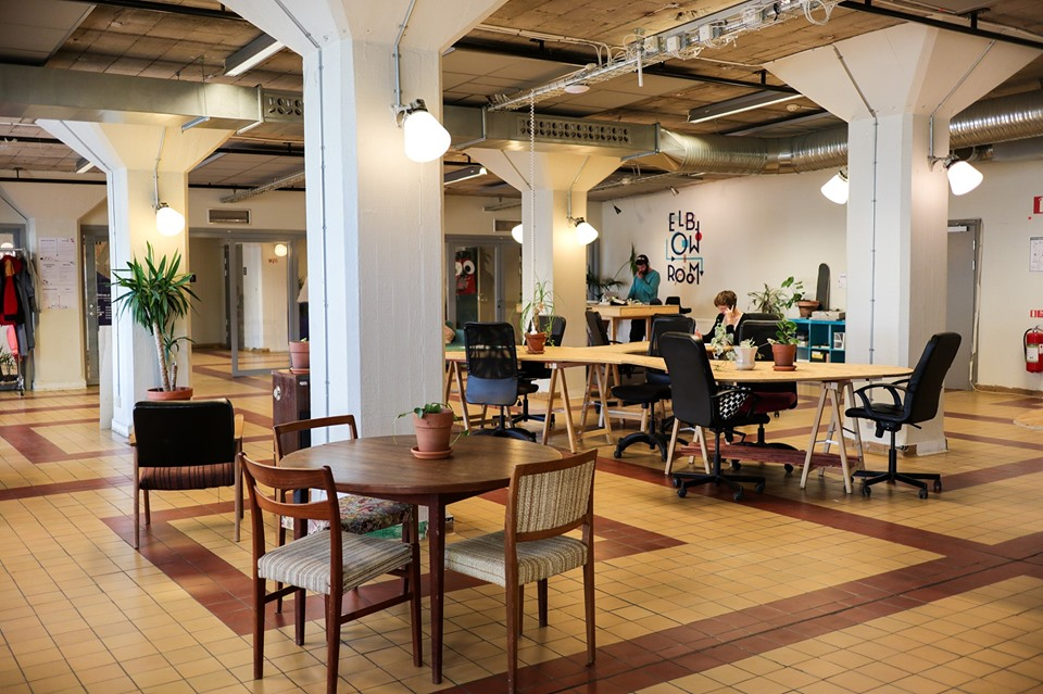 Intro to coworking at STPLN - 3 Sept, 11.00 - 12.00Kickstart the fall and get to know STPLN coworking Elbow Room.