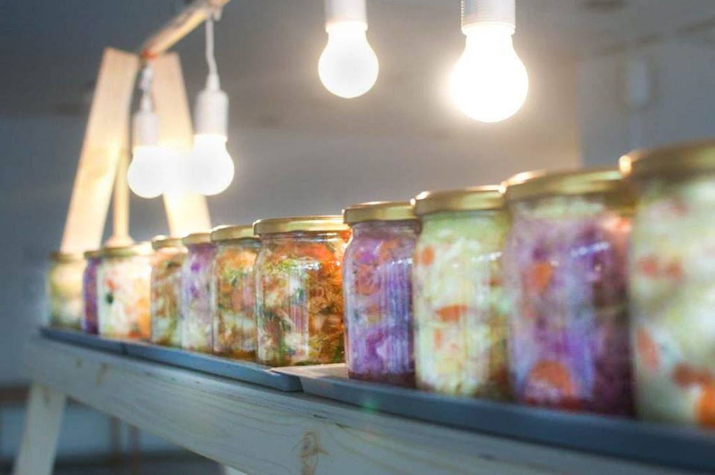 Intro to Fermentation - 7 Sept, 12.00 - 15.00Learn about different types of fermentation, what are the benefits of fermentation and try different types of fermented foods.Participation Fee 75 SEK
