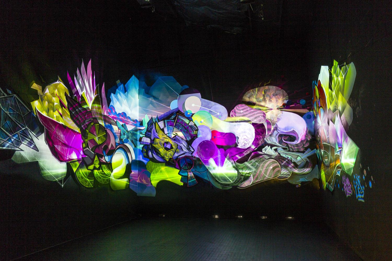 Sofles & Selina Miles installation, Spectrum 2015 Christchurch – credit Luke Shirlaw