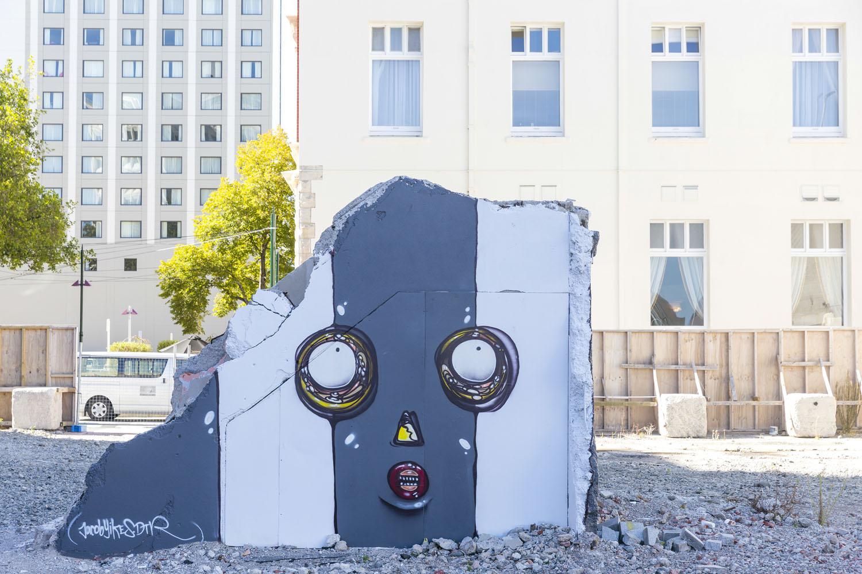 Jacob Yikes mural, Spectrum 2015 Christchurch – credit Luke Shirlaw