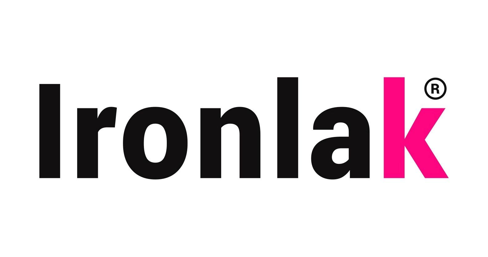 Ironlak Logo