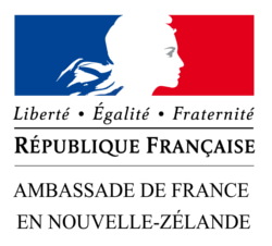 French Embassy of New Zealand Logo