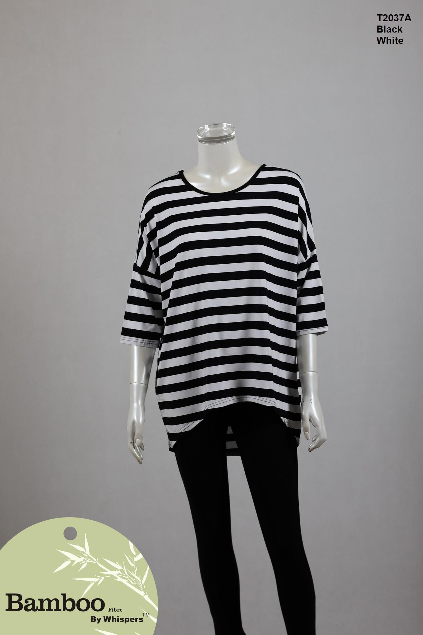 T2037A-Bamboo Top-Black White.JPG